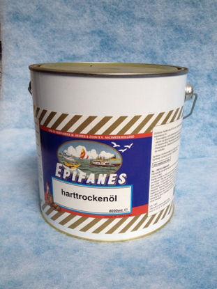 Afbeeldingen van Epifanes Harttrockenol per 4 liter