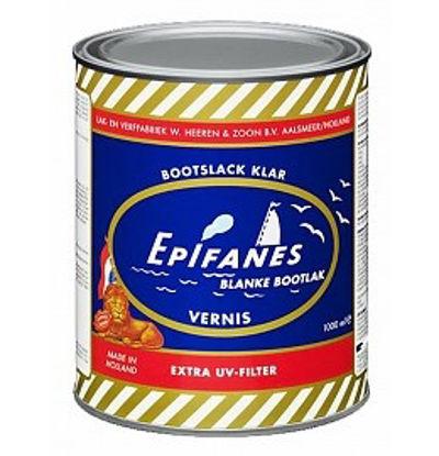 Afbeeldingen van Epifanes Bootlak blank per liter
