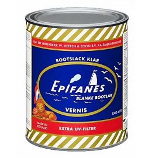 Afbeeldingen van Epifanes Bootlak blank per 500ML