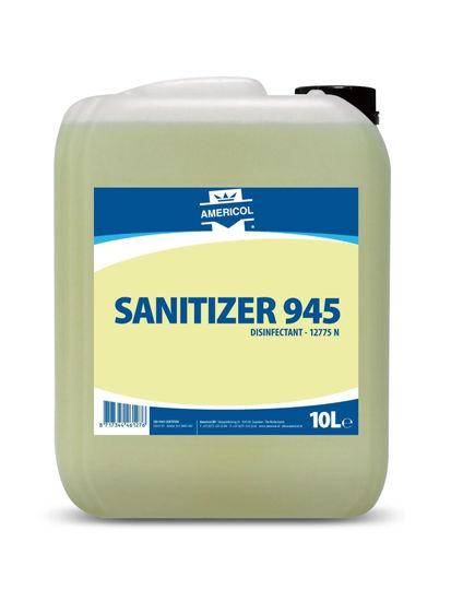 Afbeeldingen van Americol Sanitizer 945 gecert. detergent per 10 liter