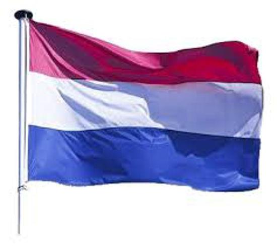 Afbeeldingen van Vlag Nederland 150 x 225