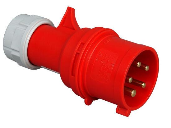 Afbeeldingen van CEE stekker 5-polig, 380V/16A