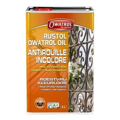 Afbeeldingen van Owatrol olie (puur) per 5 liter