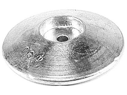 Afbeeldingen van Ronde aluminium anode FP05 50MM