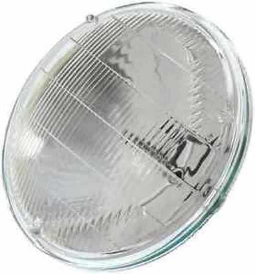 "Afbeeldingen van Sealed Beam lamp, 220V, 1000W, 8"""