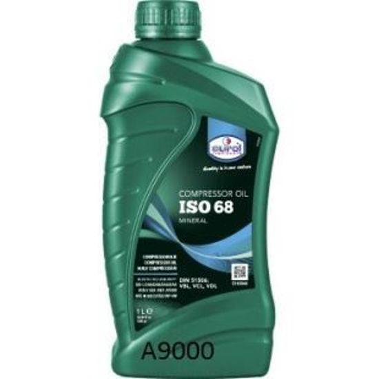 Afbeeldingen van Eurol Compressorolie 68 per liter