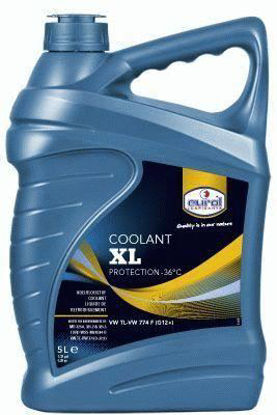 Afbeeldingen van Eurol Coolant -26 gr.C per 20 liter