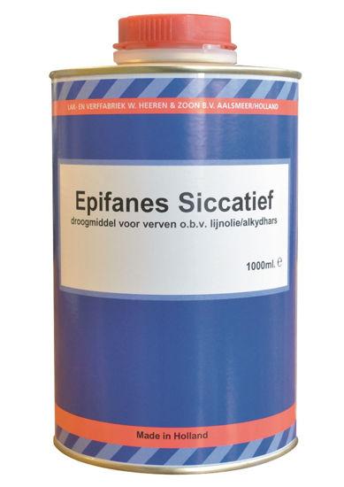 Afbeeldingen van Epifanes Siccatief 1 liter
