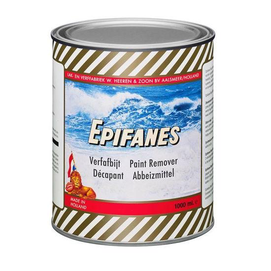 Afbeeldingen van Epifanes Verfafbijt 1liter