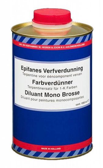 Afbeeldingen van Epifanes verfverdunning 1 liter