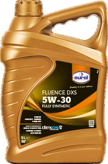 Afbeeldingen van Eurol Fluence DXS 5W-30 5 liter