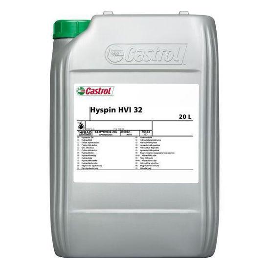 Afbeeldingen van Castrol Hyspin HVI 32 can a 20 liter