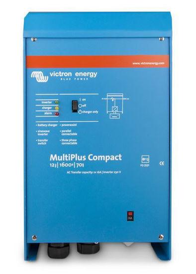 Afbeeldingen van Victron Phoenix multiplus 12/2000/80 Compact