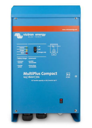 Afbeeldingen van Victron Phoenix multiplus 24/1600/40 Compact