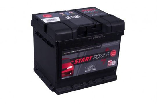 Afbeeldingen van Intact Start Power Accu 12V 43Ah