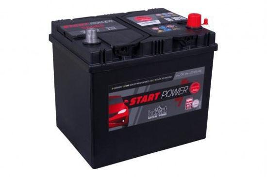 Afbeeldingen van Intact Start Power Accu 12V 60Ah