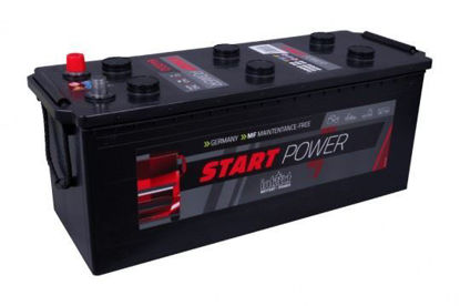 Afbeeldingen van Intact Start-Power Accu 12V 140Ah(C20) 760A(EN)
