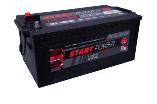 Afbeeldingen van Intact Start-Power Accu 12V 225Ah(C20) 1150A(EN)
