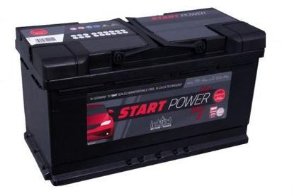 Afbeeldingen van Intact Start Power accu 12V 88Ah